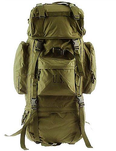 ZQ 10 L Rucksack Wasserdicht Armeegrün Oxford army green