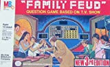 Family Feud 3rd Edition T.V. Show Game