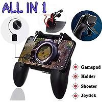 Spiel Joystick Gamepad Gaming Trigger Smartphone Schießen Spiel Taste Ziel Schlüssel L1r1 Shooter Controller Eine GroßE Auswahl An Farben Und Designs Steuerknüppel