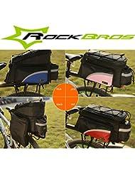 Bazaar Rockbros vélo sac vélo siège arrière queue sac sac sac