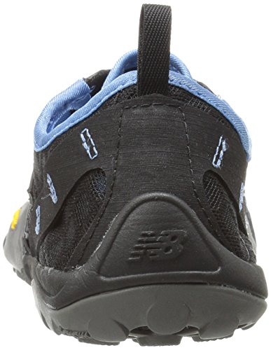 New Balance Minimus, Scarpe da Trail Running Donna Nero (Black/blue)