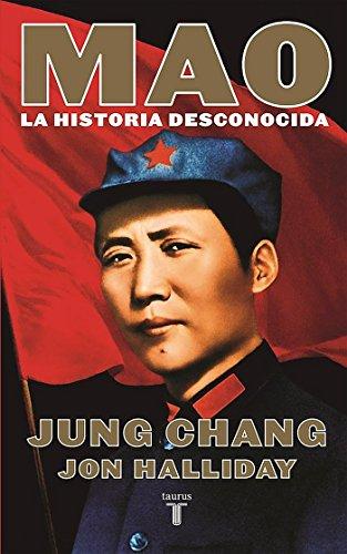 Mao: La historia desconocida por Jung Chang
