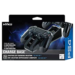 PlayStation 4 Charge Base / Ladestation von Nyko …