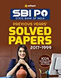 #2: SBI PO Previous Years' Solved Papers 2018