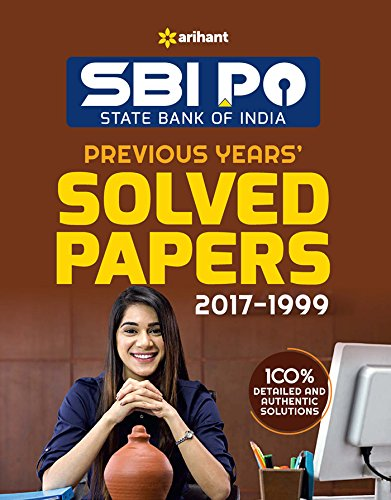 SBI PO Previous Years\' Solved Papers 2018