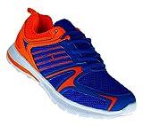 Bootsland 934 Neon Turnschuhe Sneaker Sportschuhe Herren, Schuhgröße:42
