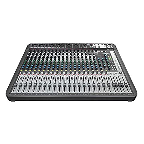 Soundcraft Signature 22MTK mixage 22canaux multitraccia