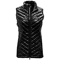 Damen Kugel Bold Weste, Damen, Ladies Sphere Bold Vest, schwarz, Small