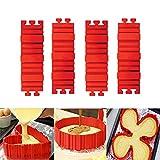 Silikon Form DIY Fondant Kuchen Backform Formen Backen Zubehör, DIY eine Vielzahl von Formen uchenform Kuchenform