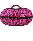#1: N-Gal Bra and Panty, Lingerie Organiser Travel Bag - NBB27-Pink