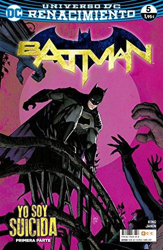 Batman 60/5 (Batman (Nuevo Universo DC))