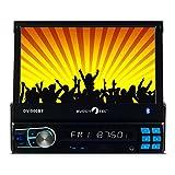 Buddytec DV-500BT RDS-Autoradio mit 7