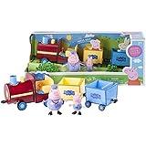 Peppa Pig Grandpa Pig's Train Set w/ Music & Sounds