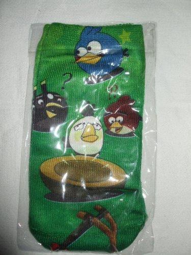 Angry Birds Trainer Socken Alter 3–4–NEU (Trainer Socken 3)
