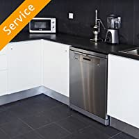 Free Standing Dishwasher Installation