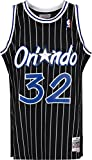 Mitchell & Ness Shaquille O'Neal #32 Orlando Magic 1994-95 Swingman NBA Trikot Schwarz, XL