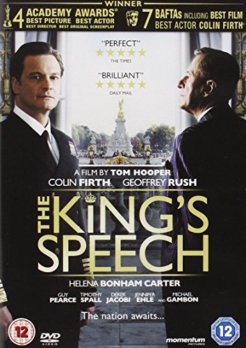 Bild von The Kings Speech [DVD] [UK Import]