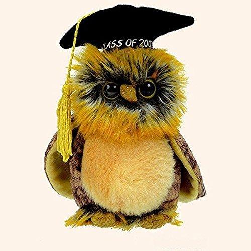 Graduation Owl Beanie Baby ()
