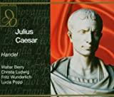 Handel : Julius Caesar. Leitner, Berry, Ludwig, Wunderlich