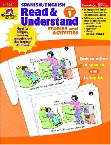 Spanish/English, Grade 1 (Spanish/English Read & Understand)