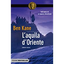 L'aquila d'Oriente (Italian Edition)