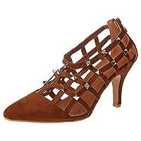 Shoexpress Dress Shoes for Women - Tan