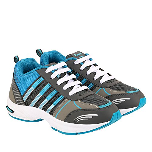 chevit s blue stylish running shoes joggers sports