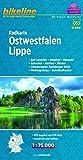 Bikeline Radkarte Ostwestfalen, Lippe 1:75 000