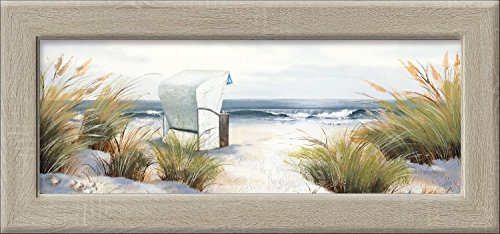 Pro-Art ok273l17 Wandbild New Classic Wood 'Gentle Breeze II', 94 x 44 cm