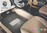 #7: QPO TMMG-102 3D Magic Grip Foot Mat for Mercedes Benz Glc Class (Set of 5, Black)