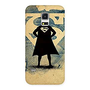 Special Day Blue Ready Multicolor Back Case Cover for Galaxy S5 Mini