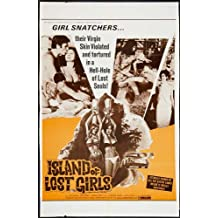 Island of Lost Girls Poster (27 x 40 Inches - 69cm x 102cm) (1969)