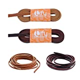 Best Necklace For 2 Prime - Lify Tan & Coffee Color ( Combo) Leather Review