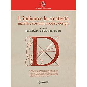 L'italiano e la creatività: marchi e costumi, mod