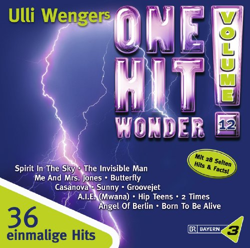 Preisvergleich Produktbild Bayern 3: Ulli Wengers One Hit Wonder,  Vol. 12