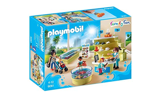 Playmobil-9061 Family Fun Tienda del Acuario 9061
