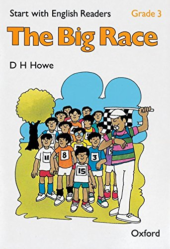 Start with English Readers 3. The Big Race!: Big Race Grade 3