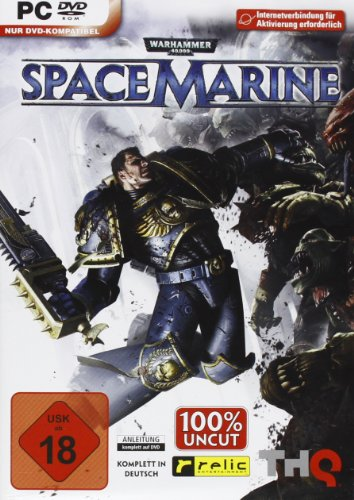 Space Marine [Software Pyramide] - [PC] Pyramide Marine