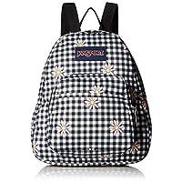 Jansport Unisex Half Pint Backpack - Black JS00TDH654S