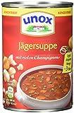 Unox Konzentrat Jäger Suppe 3 Teller