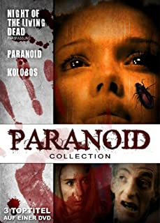 Paranoid Collection (Night Of The Living Dead/Paranoid/Kolobos-Silo Killer-Blutiges Wochenende)