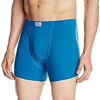 Jockey Men's Cotton Trunks  8901326018408 8008-0110-ASSTD Blue Saphire M