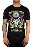 Official Lynyrd Skynyrd Support Southern Rock T-Shirt Rock Band Thrash Metal Van Zant