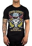 Official Lynyrd Skynyrd Support Southern Rock T-Shirt Rock Band Thrash Metal Van Zant