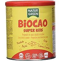 Naturgreen Biocao Super Kids Bio 400 g-Pack de 3 unidades de 400gr