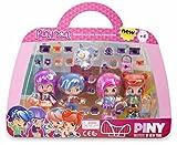 Pinypon by PINY Set de Cuatro muñecas, (Famosa 700012916)