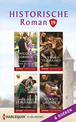 Historische roman e-bundel 19 (Dutch Edition)