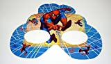 MY PARTY SUPPLIERS 6 pcs Spiderman Party Eyewear / Kids Glasses Frame Kids Birthday Gift Paper Glasses Baby Shower Party Decorations / Spiderman Goggles ( Set of 6 )