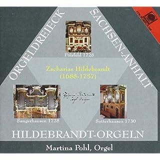 Orgeldreieck Sachsen-Anhalt