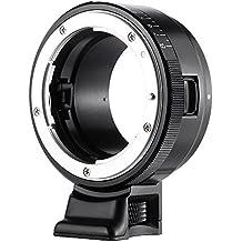 VILTROX NF NEX-Anello adattatore per Nikon G, F, AI E/S/D Sony E supporto, formato A7, A7R, NEX-5, NEX-3, NEX-5N, NEX-C3, NEX-5R, NEX-F3 NEX-6, NEX-7, NEX-VG10, VG20 VG30
